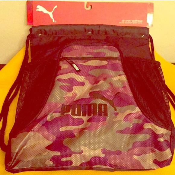 6b82136262d04 Puma Evercat Equinox Camo Carrysack NWT